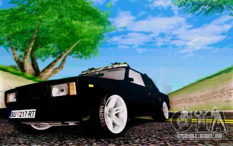VAZ 2107 Riva para GTA San Andreas