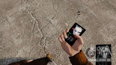 Temas de Goth Rock para o seu celular para GTA 4 twelth tela