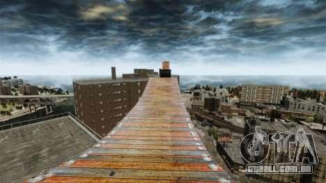 Rampa de GTA IV para GTA 4 segundo screenshot