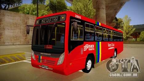 Neobus Mega MB OF 1722 M para GTA San Andreas