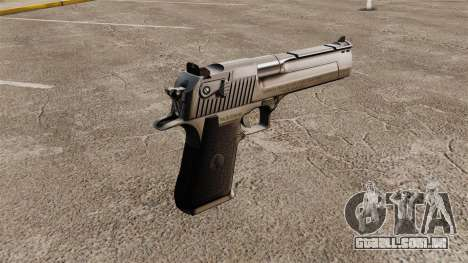Pistola de águia do deserto para GTA 4 segundo screenshot