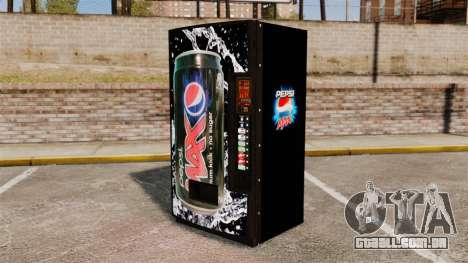 Novas máquinas de refrigerante para GTA 4 segundo screenshot