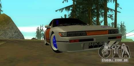 Nissan Silvia S13 MGDT para GTA San Andreas