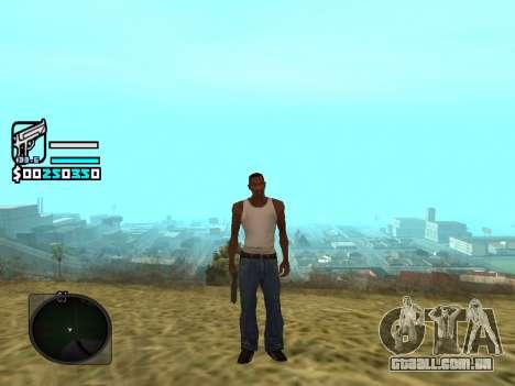 Hud by Larry para GTA San Andreas