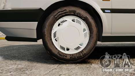 Fiat Tempra SX.A para GTA 4 vista de volta