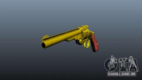 Schofield revolver v2 para GTA 4