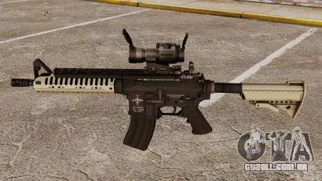Automáticos carabina M4 VLTOR v4 para GTA 4 terceira tela
