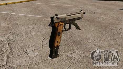 Auto Beretta M93R para GTA 4 segundo screenshot