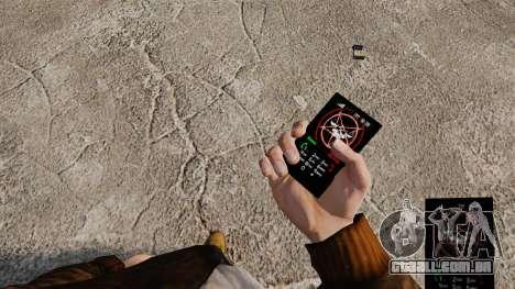 Temas de Goth Rock para o seu celular para GTA 4 sétima tela