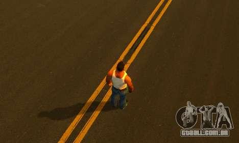 ENBSeries by AVATAR V2 para GTA San Andreas por diante tela