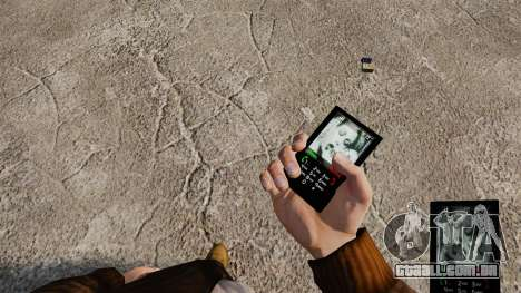 Temas de Goth Rock para o seu celular para GTA 4 sexto tela