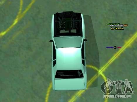 Drift Elegy by zhenya2003 para GTA San Andreas vista direita