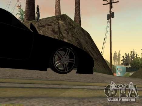 New Jester para GTA San Andreas vista direita