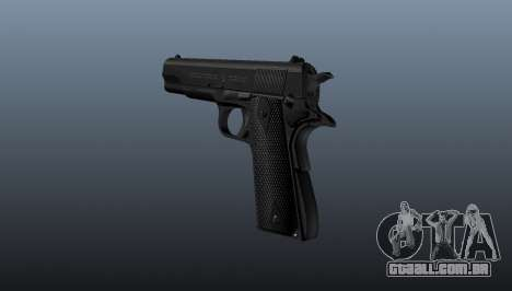 Pistola M1911 v1 para GTA 4 segundo screenshot