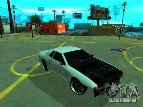 Drift Elegy by zhenya2003 para GTA San Andreas