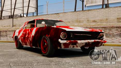 Nova coloração para Vigero enferrujado para GTA 4