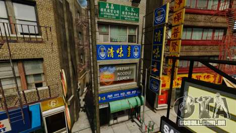 Lojas real v2 para GTA 4 segundo screenshot