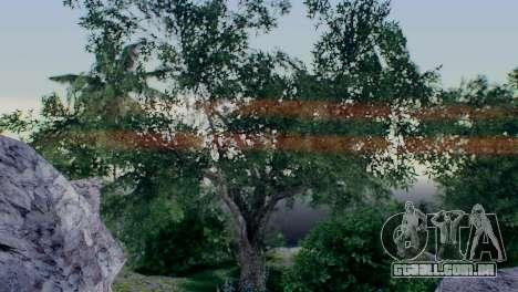 Caligraphic ENB v1.0 para GTA San Andreas segunda tela