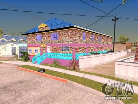 Textura de Karl House para GTA San Andreas