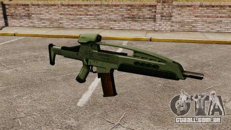 V1 de rifle de assalto HK XM8 para GTA 4