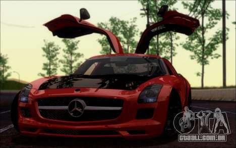 Mercedes-Benz SLS AMG para GTA San Andreas