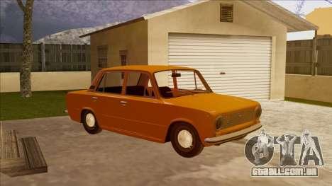 Dreno Vaz 21011 para GTA San Andreas