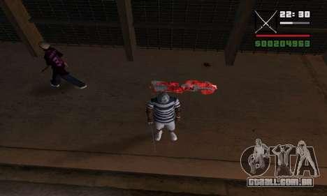 DeadPool Mod para GTA San Andreas