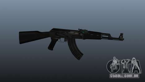 V1 AK-47 para GTA 4 terceira tela