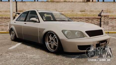 Atualizado o sultão para GTA 4