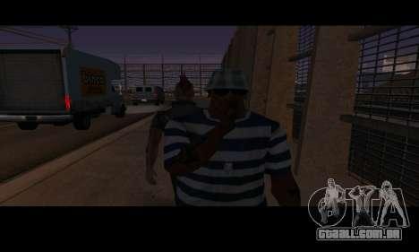 DeadPool Mod para GTA San Andreas terceira tela