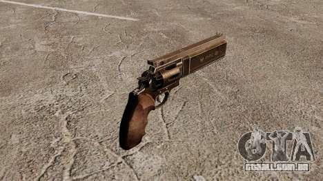 Revólver Dan Wesson 357 PPC para GTA 4 segundo screenshot
