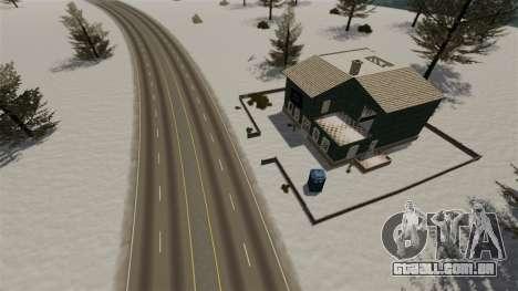 Localização Ártico (IV) [Final] para GTA 4 segundo screenshot