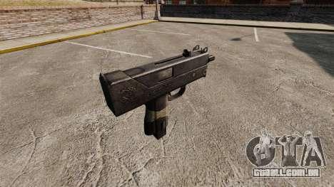 Submetralhadora Ingram MAC-10 para GTA 4 segundo screenshot