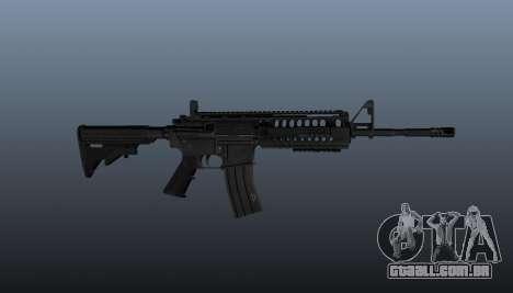Rifle M4A1 RIS para GTA 4 terceira tela