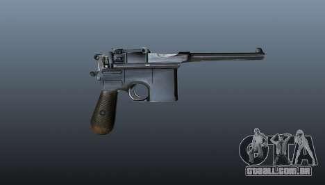 Mauser arma v1 para GTA 4 terceira tela