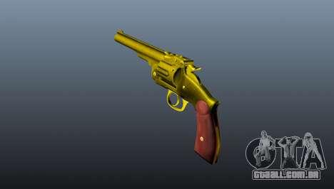 Schofield revolver v2 para GTA 4 segundo screenshot