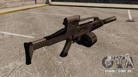 V2 de rifle de assalto HK XM8 para GTA 4 segundo screenshot