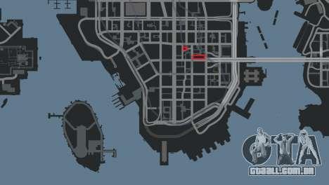 Lojas reais para GTA 4 quinto tela