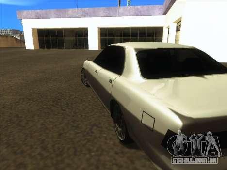 New Merit para GTA San Andreas vista direita