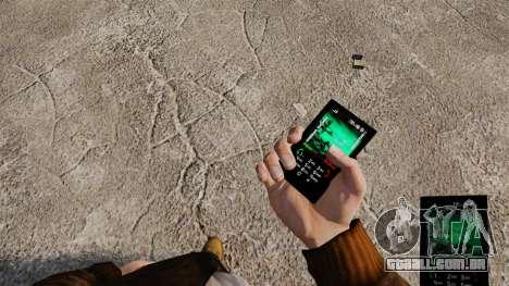 Temas de Goth Rock para o seu celular para GTA 4 quinto tela