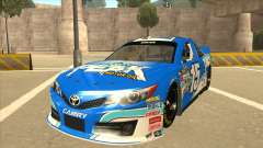 Toyota Camry NASCAR No. 15 Peak para GTA San Andreas