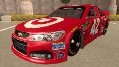 Chevrolet SS NASCAR No. 42 Clorox para GTA San Andreas