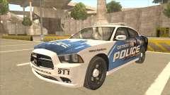 Dodge Charger Detroit Police 2013 para GTA San Andreas