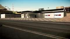 A garagem em Doherty BPAN v 1.1 para GTA San Andreas