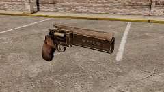 Revólver Dan Wesson 357 PPC