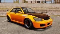 Sedan Sultan RS