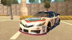 Toyota Camry NASCAR No. 47 Clorox para GTA San Andreas