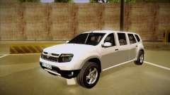 Dacia Duster Limuzina