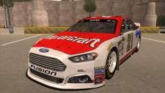 Ford Fusion NASCAR No. 21 Motorcraft Quick Lane