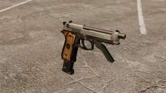 Auto Beretta M93R para GTA 4